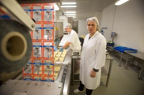Kummardus märgikandjale- parim piimatoode on Old Saare juust