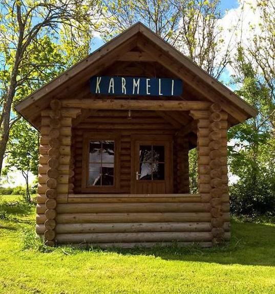 Karmeli avab täna oma suvepoe Pähklas