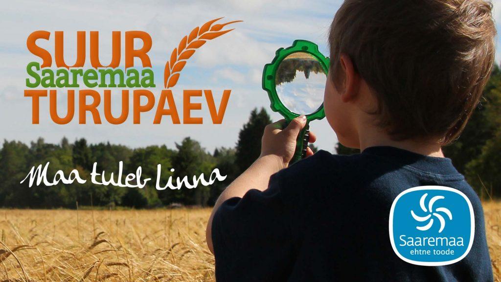 Kohalik toit ja käsitöö Suurel Saaremaa Turupäeval!